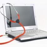 GS1_EDI im Gesundheitswesen_Laptop Stethoskop_Quelle GS1