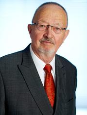 Wolfram-Arnim Candidus Präsident der Bürger Initiative Gesundheit e.V.